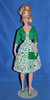 St Patrick Silkstone (toomanypictures1) Tags: ooakclothes barbie francie silkstone vintage reproduction st patricks day mattel poppyparker integritytoys letsdance ebay smh223837