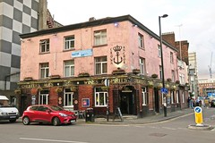 Crown & Anchor, Manchester, UK (Robby Virus) Tags: manchester england uk unitedkingdom britain greatbritain crown anchor bar pub booze alcohol pints beer wines spirits chesters ales