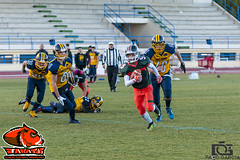LMFA JR '17-18 SMILODONS 15 - JABATOS 26