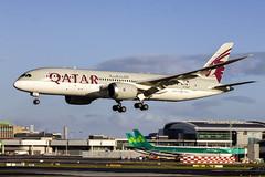 A7-BCK | Qatar Airways | Boeing B787-8 Dreamliner | CN 39329 | Built 2012 | DUB/EIDW 15/12/2017 (Mick Planespotter) Tags: aircraft airport dublinairport collinstown nik sharpenerpro3 2017 flight a7bck qatar airways boeing b7878 dreamliner 39329 2012 dub eidw 15122017 b787