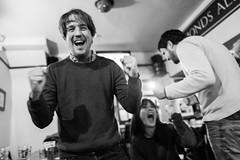 Liverpool won ! (Marc Wathieu) Tags: mademoiselle nineteen mademoisellenineteen juliette wathieu juliettewathieu maxime maximewathieu alex gavaghan alexgavaghan mark percy markpercy edgar jones edgarjones 2017 liverpool music live handyman handymanpub pub smithdownroad smithdown road
