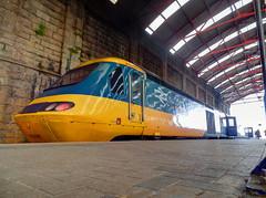 43002 Penzance (Marky7890) Tags: gwr 43002 class43 hst 1a88 penzance railway cornwall cornishmainline train
