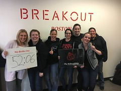Wilmington Kidnapping Escape Room WINNERS