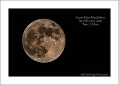Super Blue Blood Moon 2018 (prendergasttony) Tags: moon lunar super blue blood england nikon d7200 tonyprendergast outdoors nature uk night solar planet space