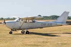 OM-AIR (Reg0s) Tags: aviation fly flying aircraft airplane plane airshow cessna c172 skyhawk 172skyhawk