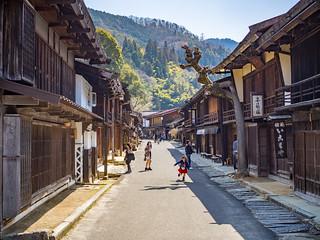 Tsumago, Nagano Prefecture