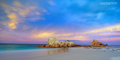 Bay of Fires - Picnic Rocks (cameron_sweeney) Tags: 10stop au aus australia australian batis bayoffires beach clouds coast coastal coastline holygrail landscape mountwilliamtasmania mtwilliam mtwilliamnationalpark nisi nationalpark nisifilter ocean outdoor parkstasmania photography picnicrocks rocks sand sea seascape sky sony sonya7r sunset tas tasmania travel water waves wide wideangle zeiss zeissbatis18mmf28 zeissbatis2818 a7r batis2818 carlzeiss wwwcameronsweeneycomau