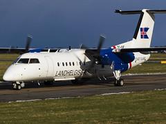 Landhelgisgaeslan (Icelandic Coast Guard) | Bombardier DHC-8-314Q Dash 8 | TF-SIF (FlyingAnts) Tags: landhelgisgaeslan coast bombardier dhc8314q dash 8 tfsif icelandiccoastguard bombardierdhc8314qdash8 dash8 saxonair norwichairport norwich nwi egsh canon canon7d canon7dmkii