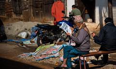 Bhaktapur reader (rfabregat) Tags: man street streetphotography bhaktapur kathmandu kathmanduvalley nepal asia nepalese travel travelphotography wanderlust wanderer hopelesswanderer nikon nikond750 d750 nikkor nikkorlenses