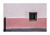 i (bis) (hélène chantemerle) Tags: mur soupirail trottoir poteau rue ville paris blanc rose wall basementwindow sidewalk street city white pink