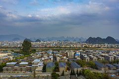 GuiLin Downtown (Yang Yu's Album) Tags: guilin guangxi 喀斯特 karst 桂林 广西 索尼 sony a7r3 guilinshi guangxizhuangzuzizhiqu china cn