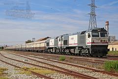 319.319+304 (Mariano Alvaro) Tags: 319 304 al andalus expreso renfe tren turistico train diesel villaseca mocejon