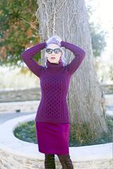 Monte Carlo 4 (zanplat23) Tags: sweater knitting knit handmade handknitted merino aran cable veronicafilina