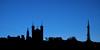 Fourvière (Laetitia de Lyon) Tags: fujifilmxt10 lyon fourvière nuit night heurebleue bluehour blue bleu silhouette