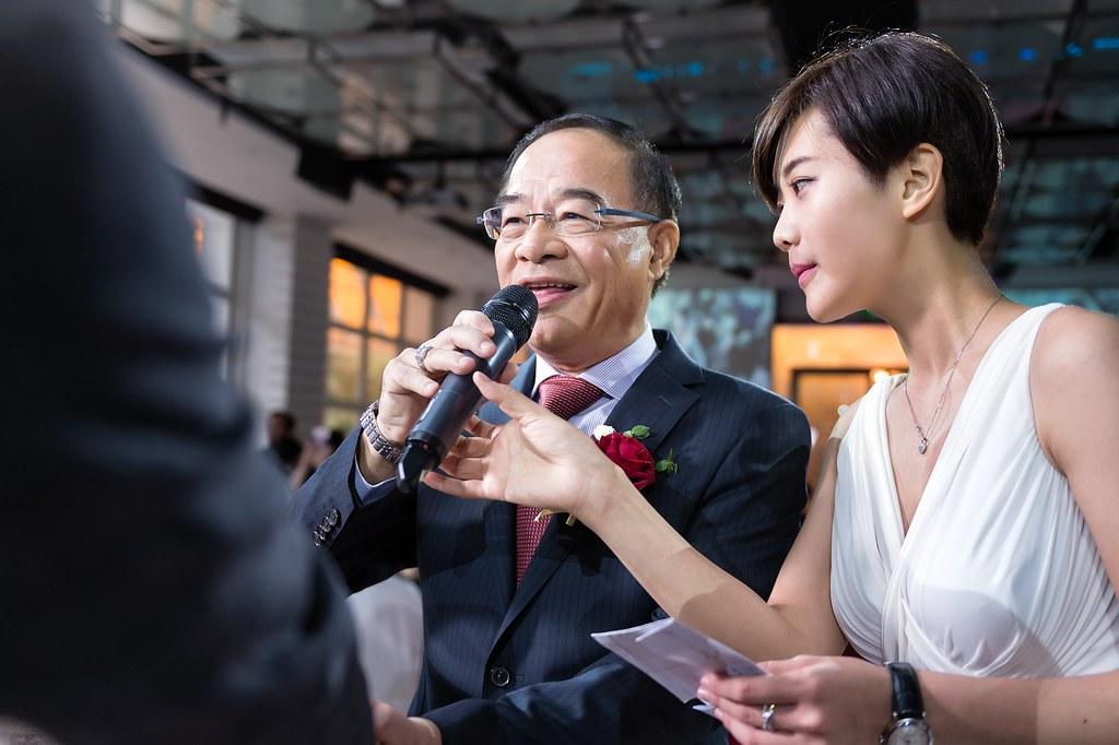 【婚攝】傑閔 & 淑珺 / 台中林皇宮