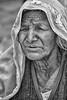 del perduto sguardo (mat56.) Tags: ritratto ritratti portrait portraits donna woman vecchia old sguardo look rughe wrinkles viso face people persone rajasthan india bianco black nero white antonio romei mat56