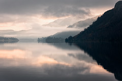 morning layers at ullswater (akh1981) Tags: sky sunrise landscape lakedistrict lake uk ullswater unesco outdoors cumbria manfrotto mountains moody mist manfotto wideangle travel trees tranquil tamron tranquility serene nikon nisi nature nationalpark