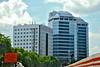 Graha Aktiva & Indorama (Everyone Sinks Starco) Tags: jakarta building gedung architecture arsitektur office kantor