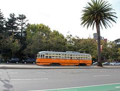 Historic Streetcar (elianek) Tags: sanfrancisco california eua usa estadosunidos unitedstates america historic streetcar cablecar streets ruas onibus historia historico transport transporte