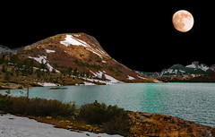 Super Moon Eclipse (Rennett Stowe) Tags: moon lake redmoon superredmoon superredmooneclipse moonjanuary312018 redmooneclipse fullmoon moonatnight nightmoon wife redmountains sepia cyan cyanwater cyanlake giantmoon greatmoon bestmoon startofaneclipse california yosemitelake yosemitenationalpark yosemitenationalparkmoon perfectmoon hereyeswereperfect tragedy limitless boundaries noboundaries forest alpinelake greenlake greenwater sanguine resolute flickrmoon geology geostorm profound faith triumphant risingmoon rising beautifulwoman traverse backpacking backcountry yosemitebackcountry turin starwars otherplanets rejoice salient investmentbanking daulity turnedup skyparty skyshow spacelife wormhole foldingspace thesinglemoment france parisfrance lyonfrance frenchesthetic andthestarswillfallfromthesky