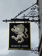 Ambleside, Cumbria (cherington) Tags: emberinns whitelioninn ambleside cumbria england unitedkingdom pictorialsigns pubsigns traditionalpubsigns englishpubsigns socialhistory innsigns