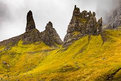 Old Man of Storr, ile de Skye (heiserge) Tags: montagnes europe paysages ecosse old man storr isle skye scotland highland mountain landscape