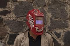 SOLDADOR_6057 (VonMurr) Tags: mexicodf mexico maurycygomulicki welder mask