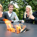Louise Cohen LIFE IS GREAT 4 people fire thumbnail