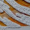 Let the ice melt, set the energy free (Landanna) Tags: embroidery embroideryonpaper broderi broderipåpapir borduren bordurenoppapier handmade handgemaakt handwerk håndlavet bullionknot frenchknots runningstitch art artwork innovative square detailpicture original