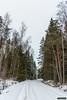 Road at gallows hill (kentkirjonen) Tags: abandoned övergivet övergiven old gammal sweden sverige dalarna ue decay förfall wood trä canon 450d winter vinter snow snö skog forest cold kallt gallow hill kulle galgbacke galgbacken