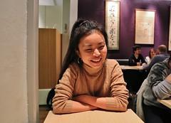 Cool Cousin 17/12/17 - 11 (lemonteajunkie) Tags: london capital city uk gb england coolcousin tombo matcha greentea cafe smile laugh japanese