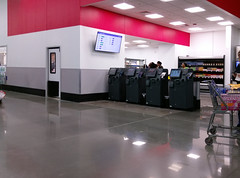 New order kiosks at the café (l_dawg2000) Tags: 2017remodel apparel café desotocounty electronics food gasstation meats mississippi ms pharmacy photocenter remodel samsclub southaven tires walmart wholesaleclub unitedstates usa