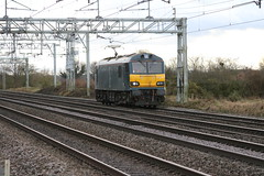 92014 @ Chorlton Lane (uksean13) Tags: 92014 lightlocomotive chorltonlane canon cheshire crewe 760d ef28135mmf3556isusm