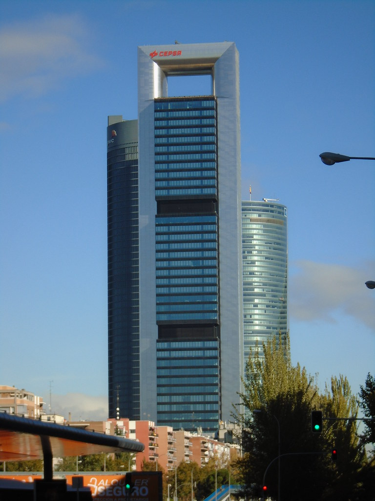 Architettura A Madrid the world's newest photos of cuatrotorres and spain - flickr