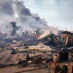 Cảnh tàn phá tại khu vực Q8 sau Tết Mậu Thân 1968 thumbnail