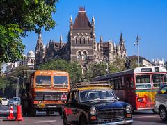 LR Mumbai 2015-535 (hunbille) Tags: birgittemumbai5lr india mumbai bombay fort hutatma chowk martyrs square martyrssquare flora fountain florafountain