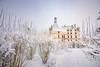 Chambord-neige-fev18-102-1700 (Diane de Guerny) Tags: chambord neige paysage snow castle château de architecture snowy cold history france loire hiver winter froid