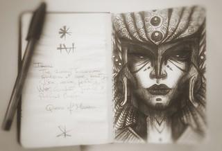 Inanna - Ancient Goddess of Love and War