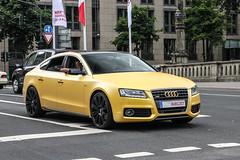 Belgium Individual - Audi A5 Sportback B8 (PrincepsLS) Tags: belgium belgian individual license plate audizet germany düsseldorf spotting audi a5 sportback b8