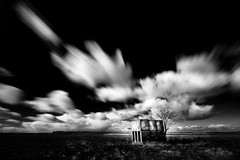 Deptford Down (Paul Timlett) Tags: deptforddown leefilters downland landscape monochrome wiltshire outdoors nikond810 longexposure blackwhite