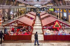 Christmas market in Stockholm Central Station (PriscillaBurcher) Tags: christmas christmasmarket stockholmcentralstation stockholmscentralstation stockholm sweden l1050265