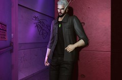 † 987 † (Nospherato Destiny) Tags: secondlife sl avatar newreleases event malefashion guy virtual beard rebellion etham fameshed hipstermenevent lttlsml mancave volkstone