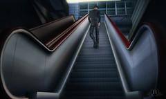 Elevate (Brinsen) Tags: letlutka slink doux fashionnatic deadwool sl handsome escalator