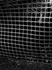 hidden in darkness (Rosmarie Voegtli) Tags: dark hiddenindarkness darkness hidden odc ourdailychallenge grid night whatsbehind scary dornach iphone