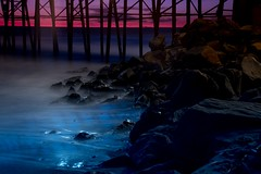 2017 Dusk At The Pacific Ocean (DrLensCap) Tags: dusk at the pacific ocean oceanside pier california ca sunset robert kramer