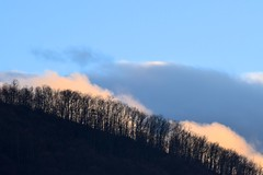 Low Clouds (esywlkr) Tags: landscape sky clouds silhouettes nc wnc nature haywoodcounty north carolina weather