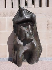 Relief No. 1 (procrast8) Tags: kansas city mo missouri nelson atkins museum relief 1 sculpture henry spencer moore art