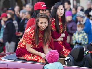 Chinese New Year Parade, Washington, DC