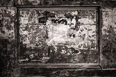 Declaration (Tom Levold (www.levold.de/photosphere)) Tags: fuji fujixpro2 isfahan xf18mm bazaar sw street bw basar esfahan abstract plakatwand billboard abstrakt