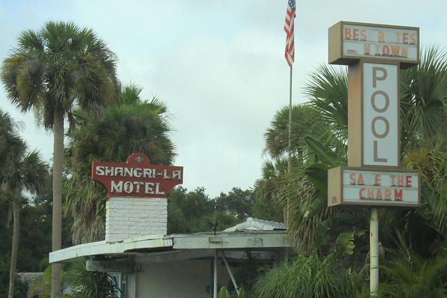 Shangri-La Motel - New Smyrna Beach, FL